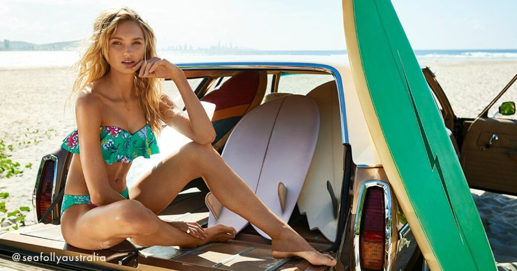 Nieuwe collectie Seafolly